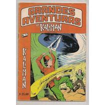 Kalimán Comic # 32 Final El Valle De Los Vampiros De 1983