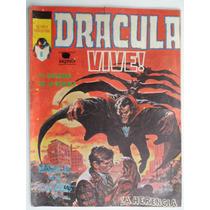 1973 Dracula Vive! #6 Marvel Dracula Lives! Revista D Terror