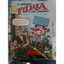 Sargento Furia, Prensa, 52 Num, 3 Anuarios, Años 70s