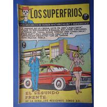 Los Superfrios 158 Ediciones Latinoamericanas