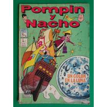 1969 Pompin Y Nacho #2 Comic Mexicano La Prensa