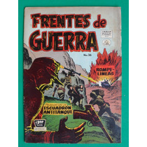 1957 Frentes De Guerra #36 Comic Editorial La Prensa