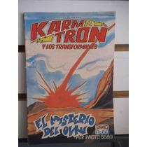 Karmatron Y Los Transformables 150 Editorial Measa