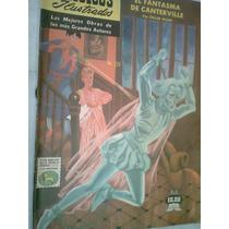 Clásicos Ilustrados El Fantasma De Canterville Edic 1963