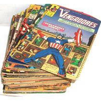 Kcg Los Vengadores Novedades Editores Numeros Sueltos