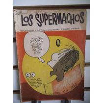 Comic Los Supermachos 99 Editorial Meridiano