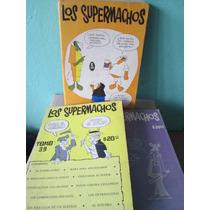 Los Supermachos De Rius Encuadernados Libros