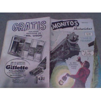 Comic Monitos Edit.edic.continental Dd9