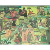 Comics Clasicos Ilustrados De La Prensa