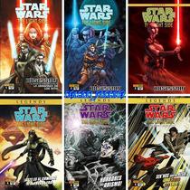 Panini Comics Star Wars The Light Side 1 2 3 4 6 8 Starwars