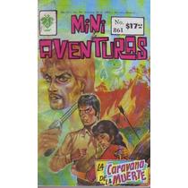 Lote De Tres Mini Aventuras # 861, 863, 865 Vid En Español