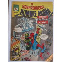 El Sorprendente Hombre Araña # 111 La Prensa Mayo 1965