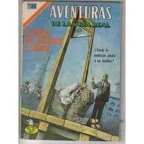 Aventuras De La Vida Real.(novaro) Comic.t.aguila $60.00