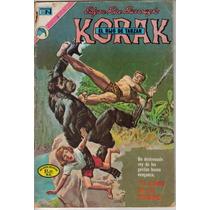 Korak, El Hijo De Tarzan No.7 $200.00 Año-1973