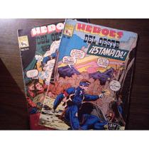 Comics De Heroes Del Oeste, Editorial La Prensa