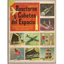 Novaro Album Estampas Reactores Y Cohetes Del Espacio 1962