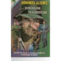 Domingos Alegres Dimension Desconocida Años 60s Novaro