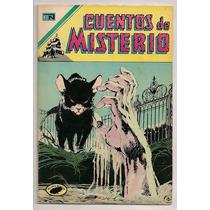 Comic Novaro Cuentos De Misterio De 1972 Ndd