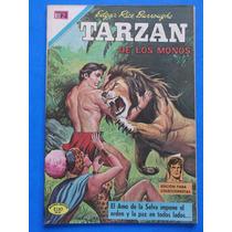 Edgar Rice Burroughs Tarzan # 269 Novaro Mayo 1971