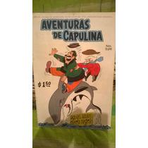 Aventuras De Capulina.comic.t.grande. # 526 (1972) $ 70.00