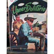 El Llanero Solitario Edit.novaro Nuevo Año 1966 Avestruz.