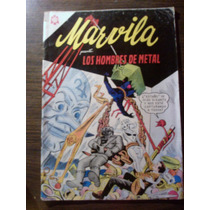 Comics De Marvila, Editorial Novaro