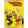 Lorenzo Y Pepita Comics Grandes..(novaro) (año 1960) $ 70.00