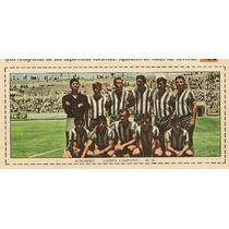 Cromo Equipo Futbol Rayados Monterrey Comic Novaro De 1969