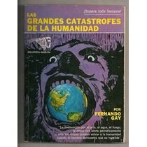 Grandes Catástrofes De La Humanidad Raro Libro Novaro 1973