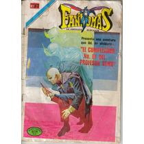 Fantomas No.176 Tamaño Grande Año-1974 Novaro $ 80.00