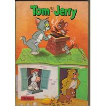 Libro Comic De:tom Y Jerry(novaro)año:1974.$ 200.00 Tomo Ix