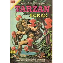 Tarzan Presenta Korak Novaro Años 70s
