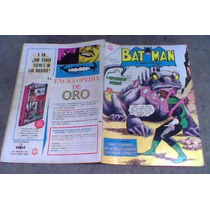 Comic De Batman Edit.novaro No.306 Año 1966