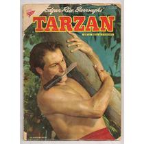 Comics Tarzán # 33, 34, 35 Sea Novaro De 1954