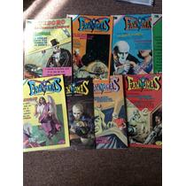Comics Fantomas Grandes