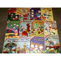 Historietas De Walt Disney,novaro,serie Aguila