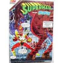 Vintage Comic De Superman Años 80s