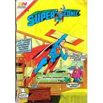 Supercomic Novaro,serie Aguila