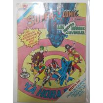 Comic Supercomic Novaro Aguila Año 15 N. 2-259 20/ago/82
