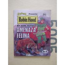 Robin Hood,mini Revista N.13 Junio 1981 Editora Sol