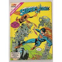Comic Mexicano Supermán Supercomic # 400 Novaro 1985