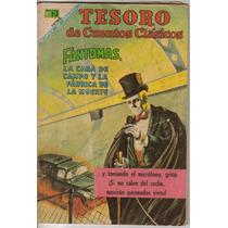 Fantomas En:tesoro De Cuentos Clasicos.(novaro) (1966-1968)