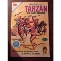 Comics De Tarzan, Editorial Novaro