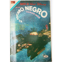 Abismo Negro # 1 Novaro 4 Febrero 1981 Serie Avestruz