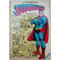 La Historia De Superman Ed Novaro 20 Julio 1979