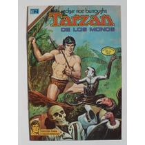 1973 Tarzan De Los Monos # 365 Comic Mexicano Edit. Novaro