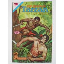 1974 Tarzan De Los Monos # 403 Comic Mexicano Edit Novaro