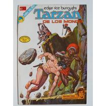 1973 Tarzan De Los Monos # 356 Comic Mexicano Edit. Novaro