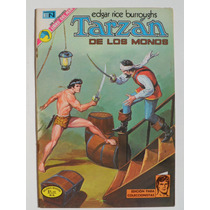 1973 Tarzan De Los Monos # 349 Comic Mexicano Edit. Novaro