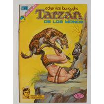 1973 Tarzan De Los Monos # 348 Comic Mexicano Edit. Novaro